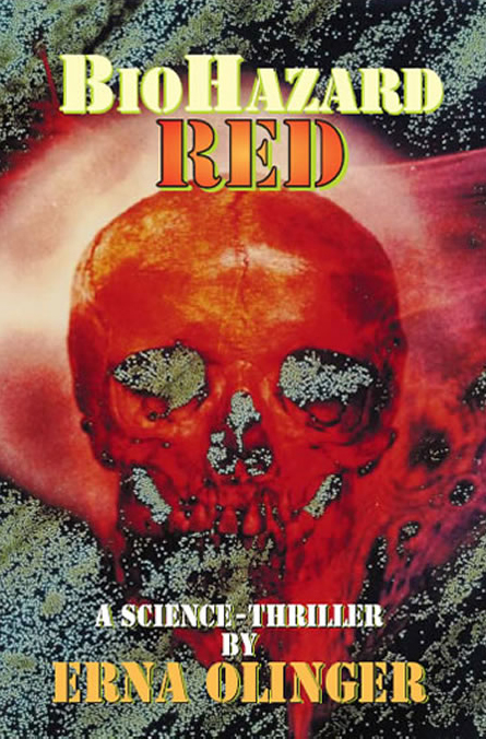 BioHazard Red Cover
